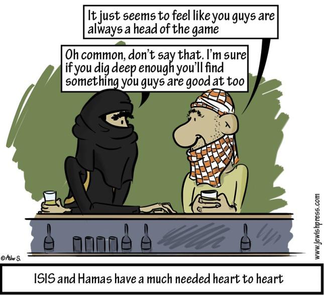 hamas-and-ISIS